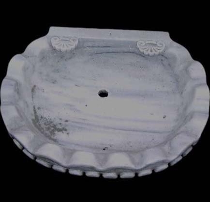 www.LUXURYSTYLE.ES - MARBLE DESIGN SINK in FRENCH DESIGN BATHROOM, DESIGN SINK mediterranean