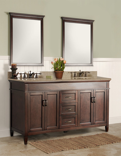 Ashburn Bath Vanities contemporary-bathroom-vanities-and-sink-consoles