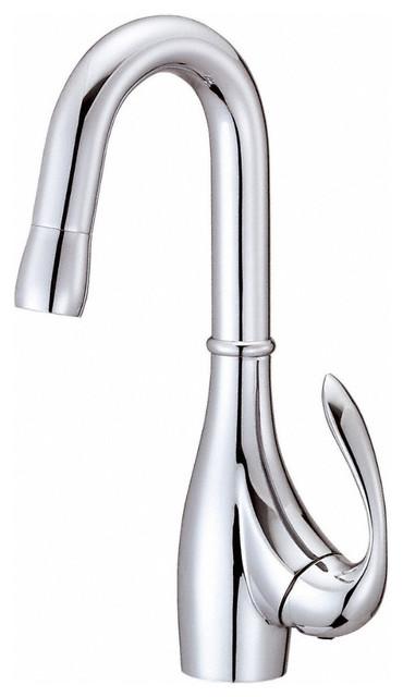 Danze Bellefleur® Single Handle Bar Faucet modern-kitchen-faucets