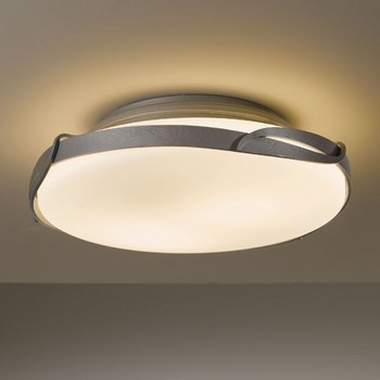 Hubbardton Forge | Flora Semi Flush Ceiling Light modern-ceiling-lighting