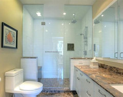 Complete Refurbishment (Westmount) traditional bathroom