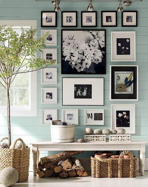 Arranged Frames