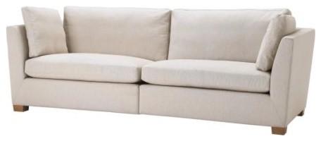 IKEA STOCKHOLM 3 1/2 seat sofa modern-sofas