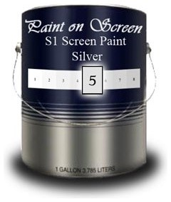 Screen Paint  paints stains and glazes