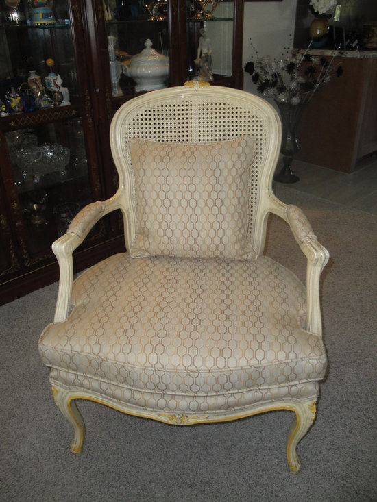 Time for a Tustin Re-Upholstering -