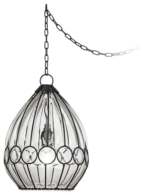 Plug in swag pendant traditional pendant lighting by lamps plus