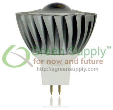 MR16 LED Bulb with GX5.3 Base - 40W Replacement - Bright Warm White  light bulbs