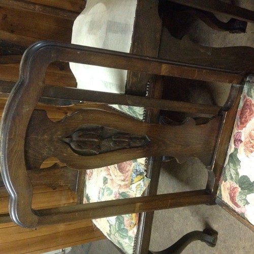 Help With Information On These Claw Foot Chairs