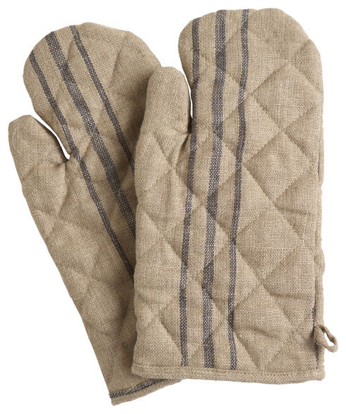 Basque Oven Mitt Traditional Oven Mitts And Pot