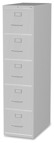 5 Drawer Vertical File Cabinet modern-home-office-products