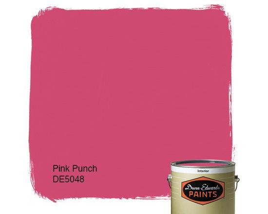Dunn-Edwards Paints Pink Punch DE5048 -