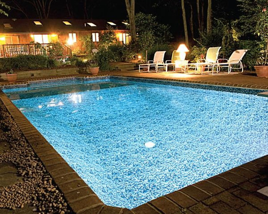 SmartPool NiteLighter Underwater Lighting System for In Ground Pools - -Simple Solution for In-Ground Pool Lighting