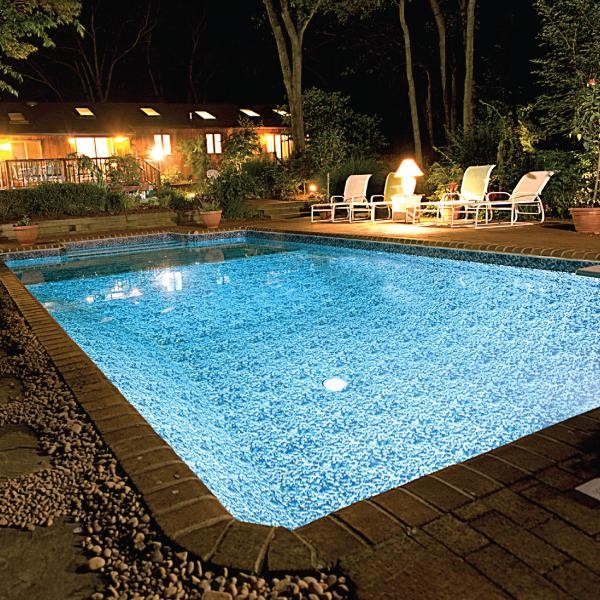 Smartpool Nitelighter Underwater Lighting System For In Ground Pools Contemporary By