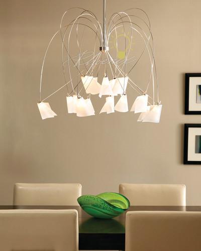 Rhapsody Chandelier modern-chandeliers