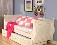 Would you put a full size bed in a bedroom where the for 10x11 bedroom