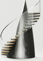 Grown stairs   Architecture at Stylepark