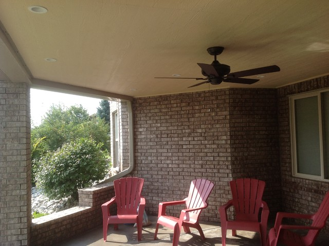 Exterior Projects porch