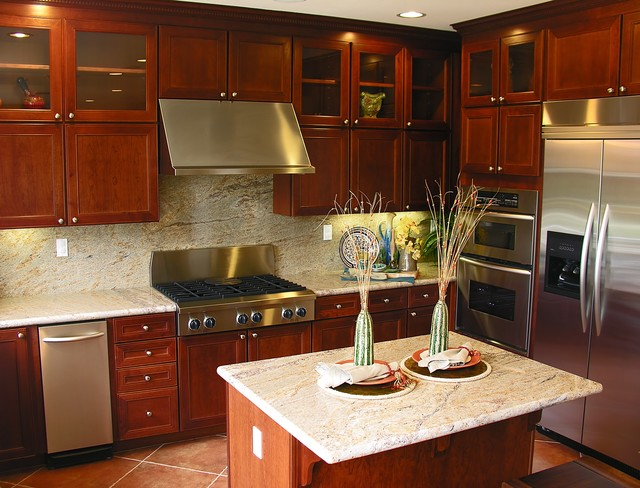 Kitchen Remodeling - Yorba Linda traditional-kitchen
