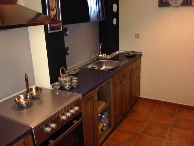 kitchen mediterranean mediterranean-kitchen-cabinetry