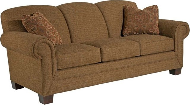 Broyhill loveseat sleeper so batar for Ava nailhead chaise
