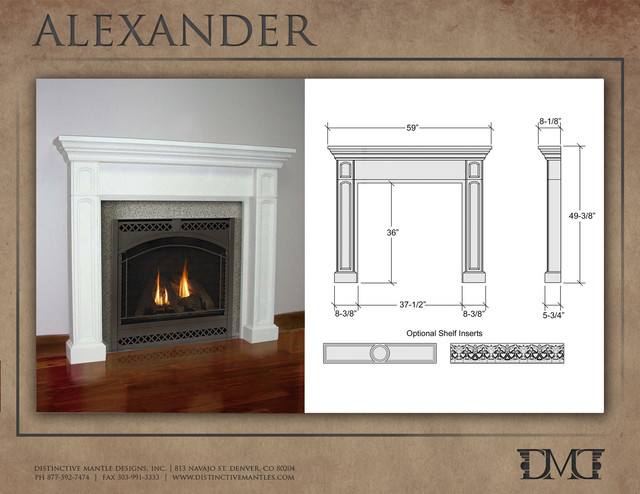 Traditional Fireplace Surround Traditional Fireplaces Fireplace