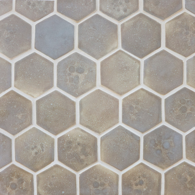 Unique After A Look At Different Styles And Materials Of Bathroom Wall Tiles  Carrara Pinwheel Basketweave Marble Floor Tiles From Lowes In This Vintagestyled Bath Hexagonal Tiles Work Beautifully In A Natural Honeycomb Set Repeating This