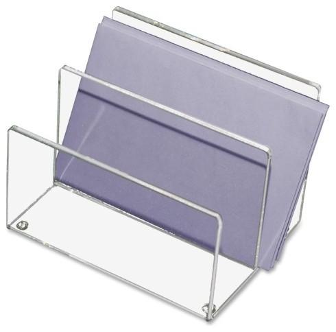 Kantek Acrylic Mini Sorter - Modern - Desk Accessories ...