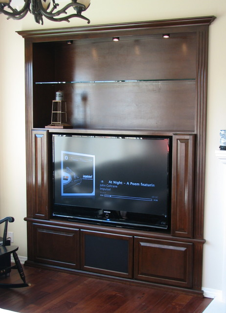 Mirage Projects  Custom Cabinetry, Kitchens traditional-family-room