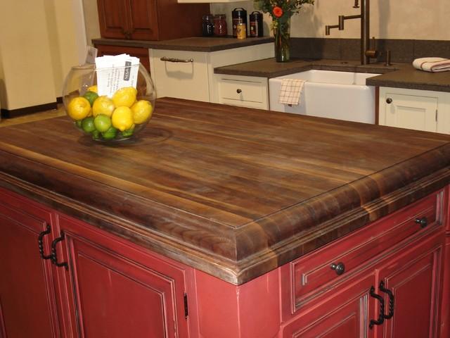 Custom Kitchen Countertop Designs - Modern - Kitchen Countertops ...