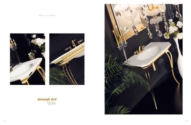 Topex Armadi Art Elegante Collection mediterranean-bathroom-vanities-and-sink-consoles