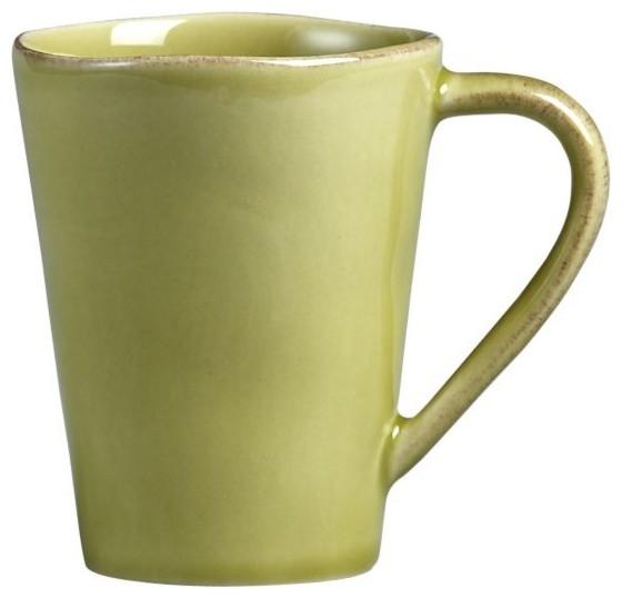 Marin Green Mug modern-serving-utensils