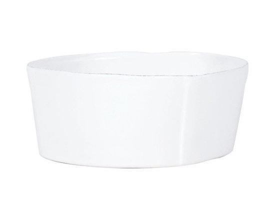 Vietri Lastra Cereal Bowl -