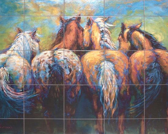 Equestrian Art -