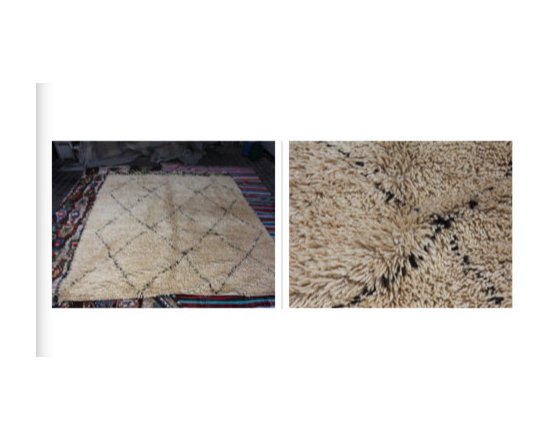 carpets from morocco - contact me for detail on square rug