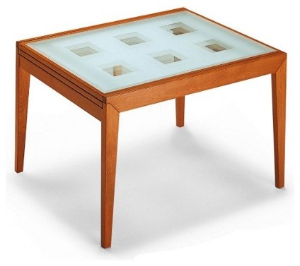 Calligaris Bon Ton Extension Table modern-dining-tables