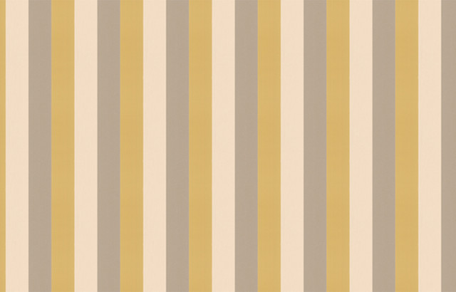 Figaro Mustard Wallpaper