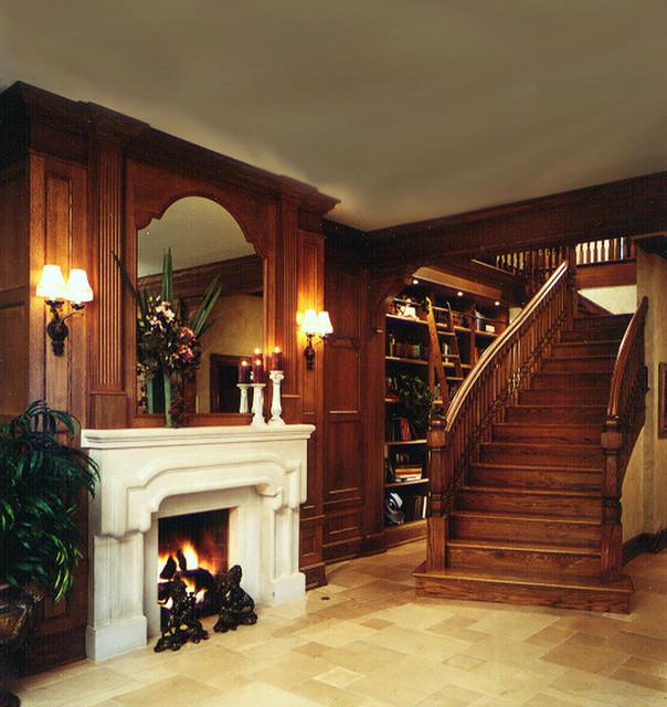 Natural Stoen Flooring eclectic-floor-tiles
