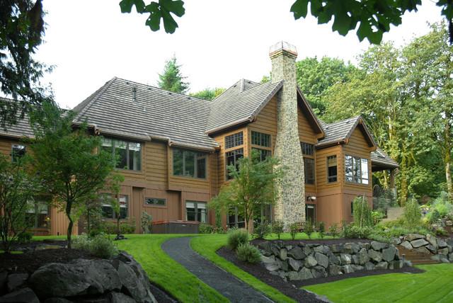Western Ranch Rustic Portland By Alan Mascord Design