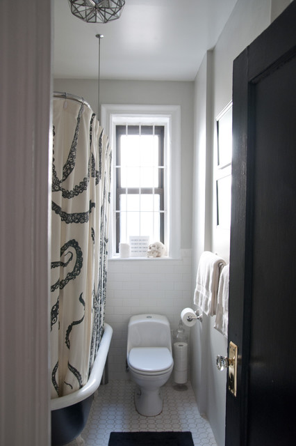 Bathroom eclectic-bathroom