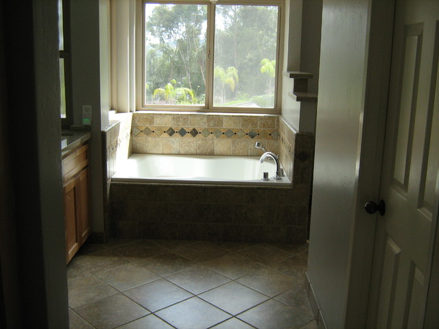 Bathroom Remodel - Tub/Shower/Tile