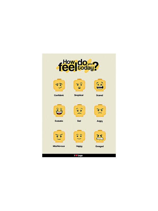 """Lego Moods"" Photographic Prints by designholic -"