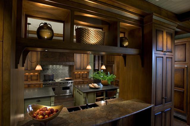Cane Creek traditional-kitchen
