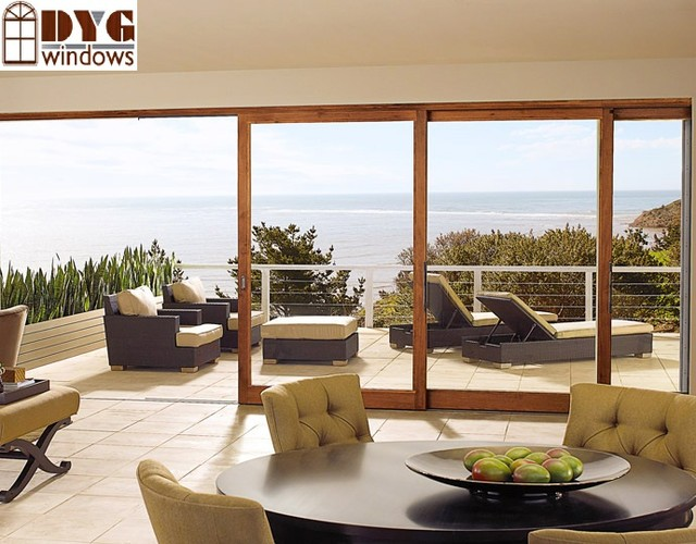 Sliding doors lift slide door vancouver by dyg windows for Sliding glass doors vancouver