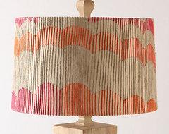 Coral Rays Shade contemporary-lamp-shades
