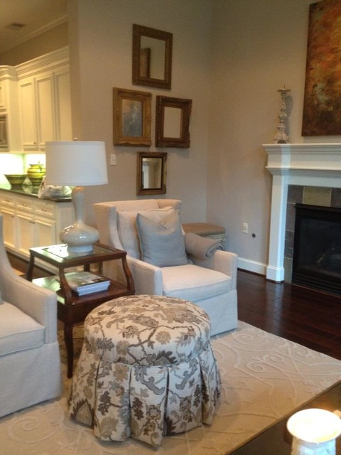 Miscellaneous Projects traditional-living-room