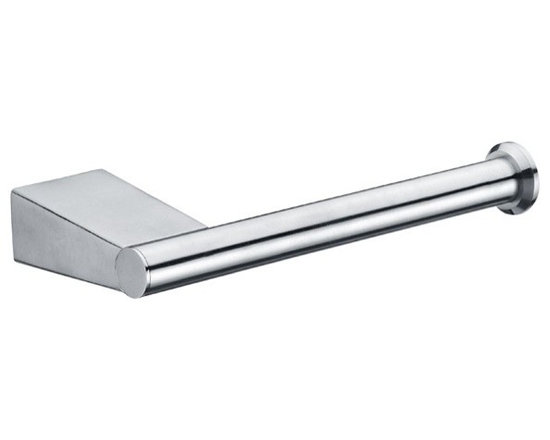 Dawn Kitchen & Bath - Dawn 84010070S Stainless Steel Toilet Roll Holder - Stainless Steel Toilet Roll Holder