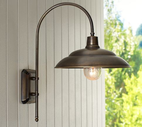 Barnham Sconce traditional-outdoor-lighting