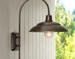 Barnham Sconce traditional-outdoor-lighting