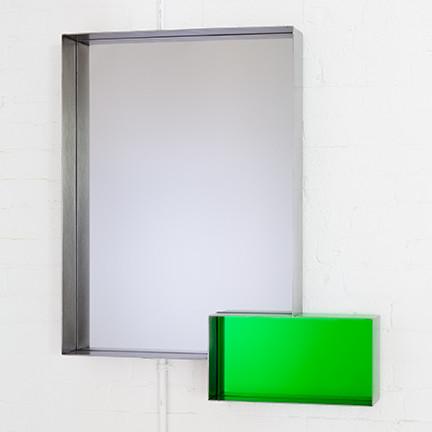 Fragmented Mirrors wall-mirrors