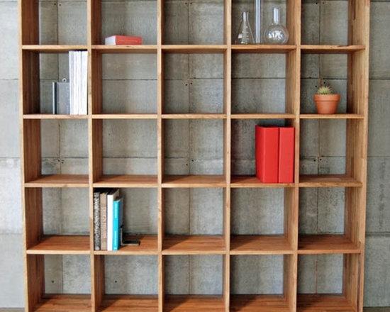 MASHstudios LAX Bookcase -
